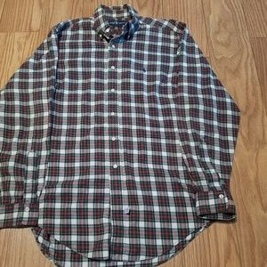 Ralph Lauren Polo light flannel shirt sz L